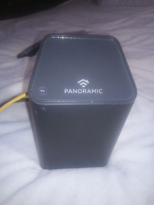 Cox Cable Panoramic WiFi Gateway Modem Router CGM4141 DOCSIS 3.1 for Sale in Las Vegas, NV