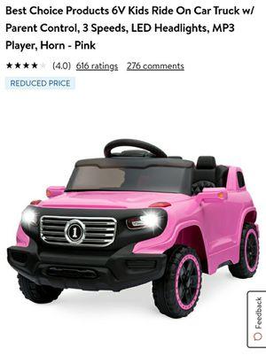 Kids Power Wheels Brand New. for Sale in Sarasota, FL