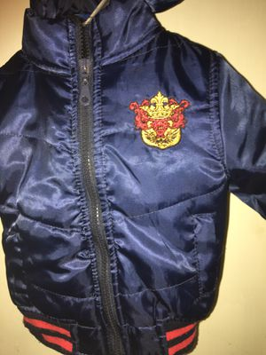 Baby boy's jacket size 12 months $20 for Sale in Mesquite, TX