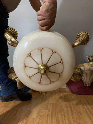 Italian Porcelain Chandelier for Sale in Miami, FL