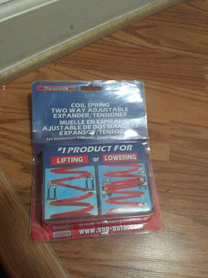 RIDE EFFEX COIL SPRING TWO WAY ADJUSTABLE EXPANDER TENSIONER for Sale in Germantown, MD