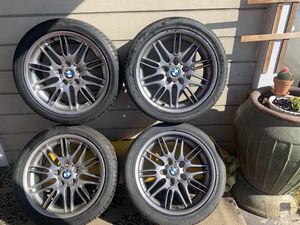 E39 M5 BMW front wheel set for Sale in Oakland, CA