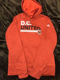 Adidas DC United sweater for Sale in Arlington,  VA