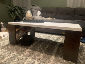 Coffee Table with shelves for Sale in Chicago, IL