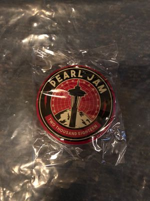 Pearl Jam home shows coaster set for Sale in Kent, WA