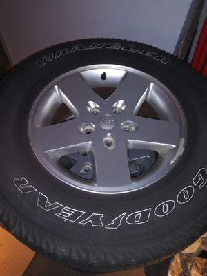 Jeep JK Wheels & Tires for SALE! for Sale in Garrison, MD