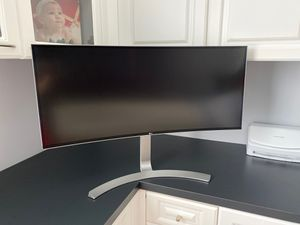 """LG 34UC98-W 34"""" 21:9 Curved ISP Monitor for Sale in Miramar, FL"""