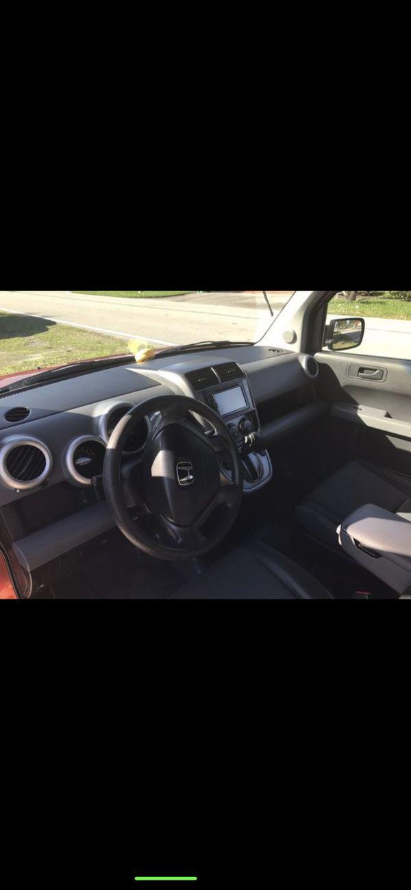 2004 Honda Element AWD