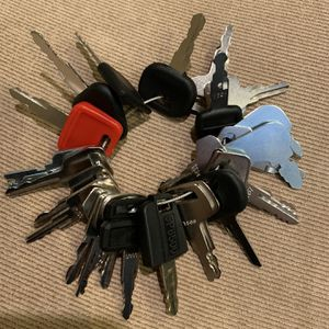 Equipment Keys - Lifts / Excavators for Sale in Long Beach, CA