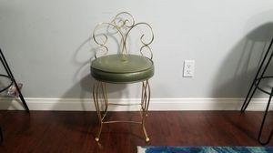 Vintage Vanity Chair for Sale in Los Angeles, CA