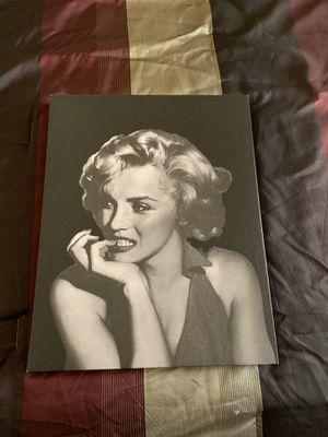 Canvas of Marlen Monroe for Sale in Houston, TX