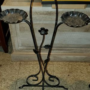 Metal Candle Holder for Sale in Nutley, NJ