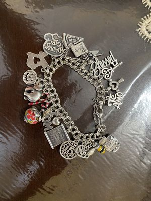 James Avery bracelet, charms sold separately! Prices vary for Sale in Baytown, TX