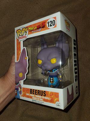 Funko POP! Dragon Ball Z Resurrection F Beerus for Sale in Seattle, WA