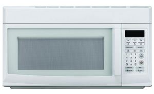 1.6 cu. ft. Over the Range Microwave in White for Sale in Montebello, CA