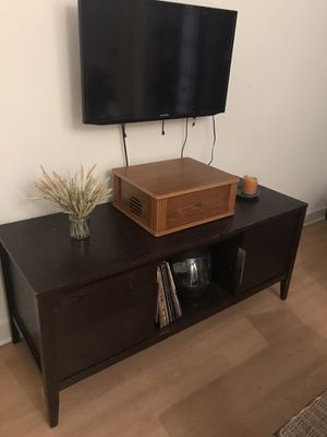 Touch of modern TV/Record Player Stand for Sale in Baltimore, MD