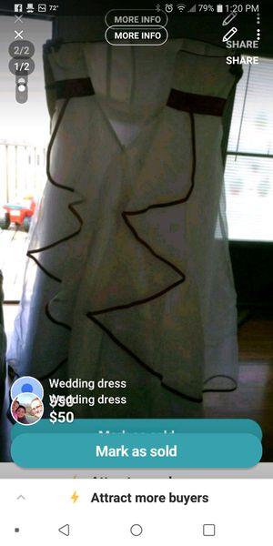 Wedding dress for Sale in Watauga, TN