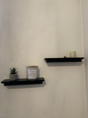Black Floating Wall Shelves for Sale in New York, NY