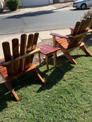 Adirondack chairs for Sale in Chandler, AZ