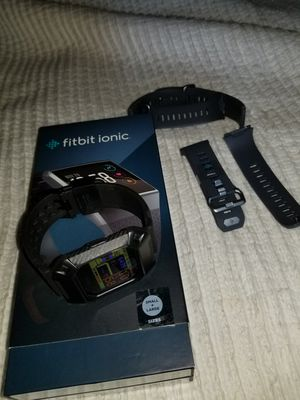 Fitbit ionic Smartwatch for Sale in Indianapolis, IN