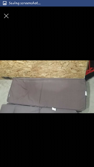 Outdoor seat cushions for Sale in Converse, TX