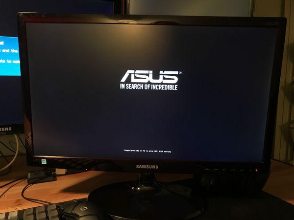 "21.5"" Samsung S22C300 computer monitor"