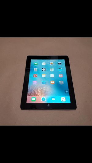 Apple iPad 2 (Wi-Fi) 16GB - A1395 - 2415, MC769LL/A for Sale in Phoenix, AZ