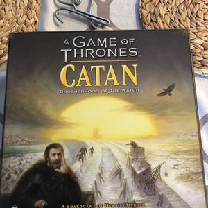 Game Of Thrones Catan Board Game for Sale in San Diego, CA