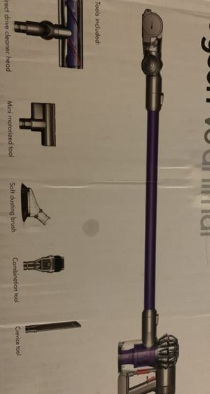 Dyson V6 Animal Cordless Vacuum w/ Max Boost Mode for Sale in Lexington, NC