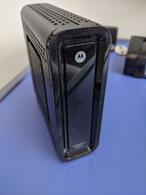 Comcast modem sb6121 for Sale in San Francisco, CA