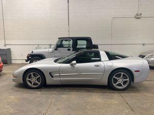2001 Chevy corvette low miles for Sale in Mokena, IL