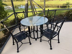 Outdoor furniture for Sale in Palm City, FL