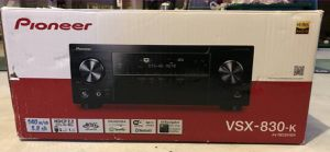 Surround Sound System Pioneer Receiver with JBL Speakers & Subwoofer for Sale in Somerset, MA