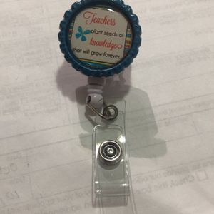 Teachers Badge Reel for Sale in Mountain View, CA