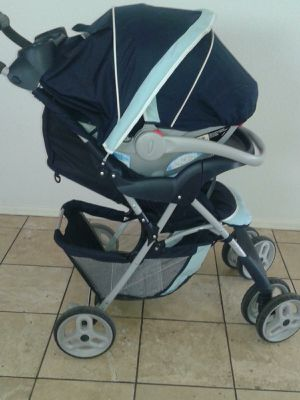 Graco stroller with matching car seat for Sale in Phoenix, AZ