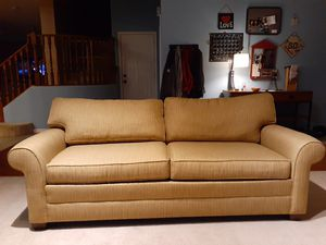Rolled arm sofa for Sale in Surprise, AZ