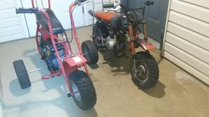 Motorcycle Honda 49 cc for Sale in West Valley City, UT