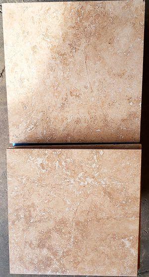 """18"""" x 18"""" Travertine Tile for Sale in Mokena, IL"""
