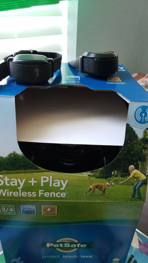Wireless fence for Sale in Victoria, TX