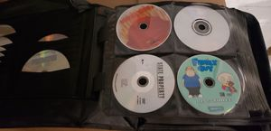 Binder of DVD and games for Sale in Los Angeles, CA