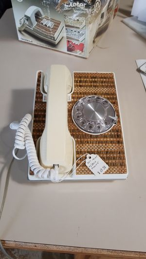 Vintage Bell AT and T rotary phone! for Sale in Hillsboro, OR