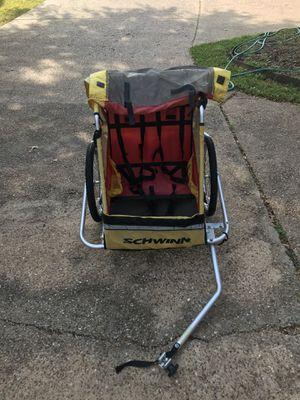 Schwinn bicycle kid trailer/cart! for Sale in Lucas, TX