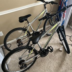 """(2) 24"""" Mountain Bikes for Sale in Humble, TX"""