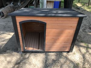 Log Cabin Dog House for Sale in US