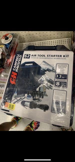 Air tool starter kit for Sale in Wendell, NC