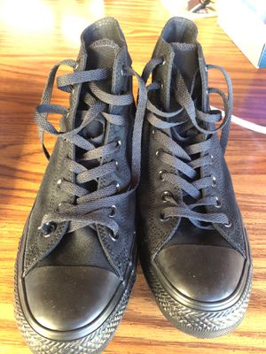All black Converse for Sale in Paramount, CA