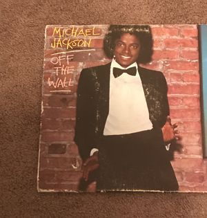 Michael Jackson off the wall album for Sale in Clovis, CA