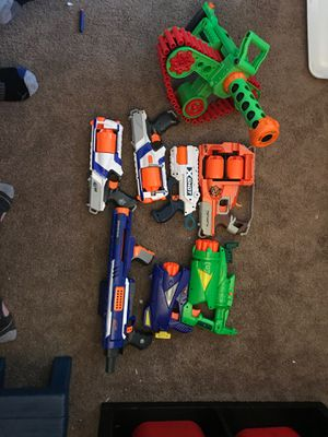 8 Nerf guns for Sale in Bellevue, WA