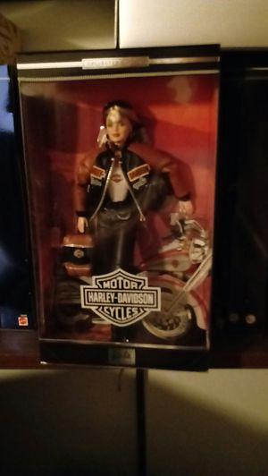 Harley Davidson barbie for Sale in Kirkersville, OH