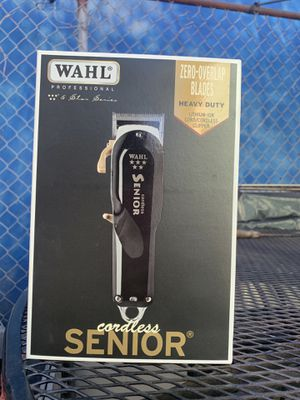 Wahl seniors 5 star for Sale in Carson, CA